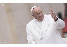 Dia a Dia Franciscano.: Papa na audiência: romper a comunhão com a naturez...