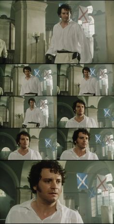 Mr. Darcy - Pride and Prejudice...when you're feeling down...think of Mr D.