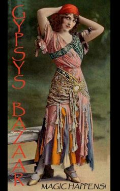 1000+ images about Gypsy Looks! on Pinterest | Gypsy look ...