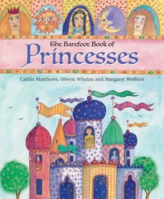 Caila..get a used copy!!  Barefoot Book of Princesses HC w CD (Barefoot Books) by Caitlin Matthews,http://www.amazon.com/dp/1846862396/ref=cm_sw_r_pi_dp_DoNMsb024BQ2JH36