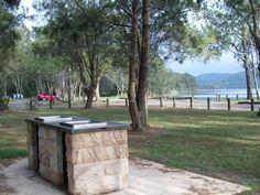 Jamieson Park, barbecue, BBQ, park