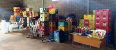 Polícia Civil descobre fábrica de bebidas clandestinas em Uberlândia
