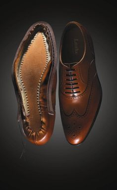 Loake are another great shoe brand that are handmade in Northampton. There shoes are well made and they have several width fittings.