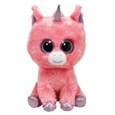 Peluche TY - Magic Licorne Beanie Boo's 15 cm TY : King Jouet, Peluches TY - Poupées & peluches