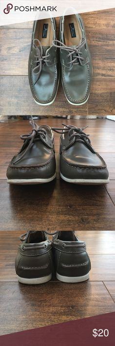 Men's Marc Anthony loafers Good used condition. Minor wear as seen. Bottom is dirty but will clean. Smoke free and pet free home. Shoes Loafers & Slip-Ons