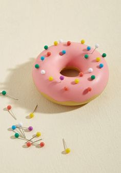 Sprinkled With Inspiration Pushpin Holder