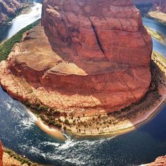 Photo tour makes a surprise stop at Horseshoe Bend in the Colorado River. Simply amazing!