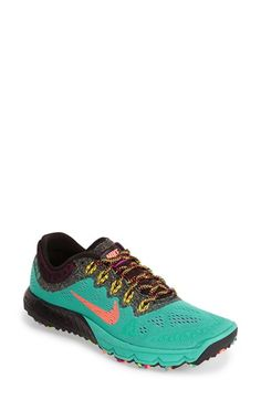 Nike 'Zoom Terra Kiger' Trail Running Shoe (Women) available at #Nordstrom