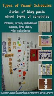 Visual Schedules Series: 7 Reasons to Use Schedules - Autism Classroom Resources