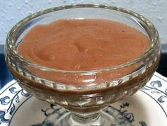 Low carb Rezepte: Low Carb Pudding