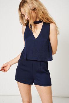 955268555eaa 10 beste afbeeldingen van Virtulux fashion jumpsuits - Fashion ...