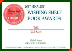 Tails (Silver Wishes Book Wise One, Book 1, Save Yourself, Wish, It Works, Shelf, Awards, Author, Silver
