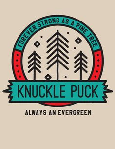 Image result for knuckle puck logo
