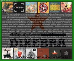 Dixebra: Grieska (1990), ¿Asturias o trabayes? (1993), Apúntate a la llista (1995), Dieron en duru (1997), Glaya un país (2000), Sube la marea (2002), Ensín novedá (2005), Amor incendiariu (2009) y Tiempos modernos (2013). Recopilatorios: Cróniques d'un pueblu  (2003), N'acción (2006) y XXV [1987-2012] (2012).    #musica #rock #fusion #asturiano #asturianu #reivindicacion http://aszine.com/gente/musica/dixebra/