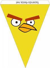 Resultado de imagen para decoracion de angry birds para imprimir