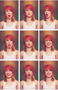 Hayley Williams (singer from Paramore) Hayley Paramore, Paramore Hayley Williams, Pop Punk, Alexandra Gonzalez, Foto Snap, Pretty People, Beautiful People, Divas, Carlson Young
