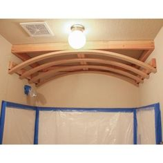 Archways & Ceilings Universal Barrel Ceiling Kit-UBK - The Home Depot