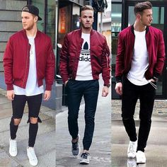 Mode homme Streetwear Vintage Rétro Style - Famous Last Words Look Man, Men With Street Style, Stylish Mens Outfits, Mens Fashion Suits, Mens Clothing Styles, Street Wear, Men Casual, Menswear, Double Tap