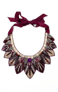 Roberta Freymann Bib Necklace