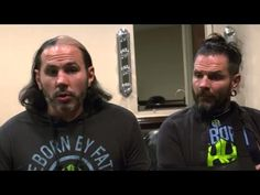 The Hardy Boyz discuss why Starrcade is so important to Greensboro, N.C.: Exclusive, Nov. 25, 2017 - YouTube