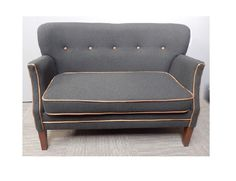 Buy Elston Vintage Style 2 Seater Sofa at Scottish Antique and Arts Centre (Sofas and Armchairs) - Elegant and stylish with classic lines, the Elston 2 seater sofa has it all. 2 Seater Sofa, Grade 2, Quotation, Fabric Design, Sofas, Love Seat, Armchair, Fabrics, Vintage Fashion