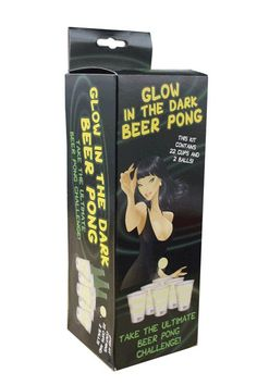 Glow in the Dark Beer Pong - $14.85