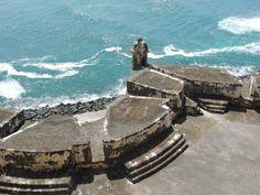 El Morro, Puerto Rico Stay with us in our hostel . Enjoy the real Puerto Rico: www.islandtimehostel.com