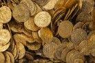 Para Arkeolog Tersandung Timbunan Dinar Murni