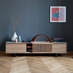 Clip Sideboard by Slow Wood | MONOQI #bestofdesign