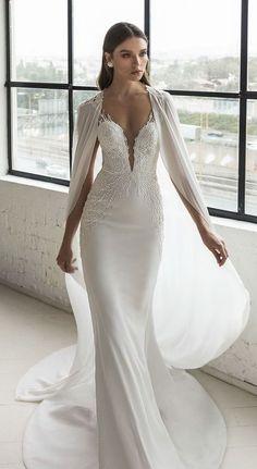 Кружевное Платье, Свадебные Платья, Свадебные Наряды, Свадебные Платья Мечты, Стильные Платья, Модное Дефиле, Кружева Для Свадебного Платья, Причудливая Мода, Атласные Свадебные Платья