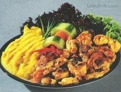 Sójové křupky * Tempeh, Tofu, Paella, Chicken, Ethnic Recipes, Slim, Per Diem, Cubs