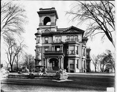 John Plankinton Mansion on 15th and Grand Avenue, Milwaukee!
