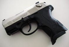 Beretta Px4 Storm Subcompact. I want this as my next, even though the hubby says it's more logical to get a full size.