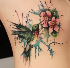 Hummingbird is a small cute bird with affinity for flowers and sweet life. Hummingbird Tattoo Designs is a hot topic for US girls. Tiny Hummingbird tattoo on neck and back looks awesome and get more attention then any other part of body. Well some of the following images of hummingbird tattoos might be interesting for you. Because they are latest designs ideas for women. They may also be for men depending upon style. Humming bird tattoo drawing could be done with watercolor, ink, or any…