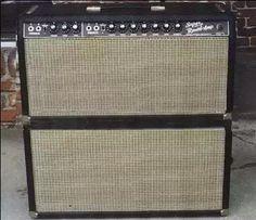 Fender super reverb guitar amp