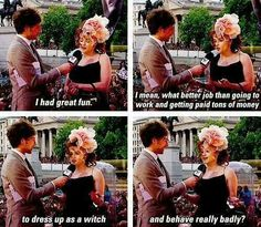 Helena Bonham Carter ladies and gents