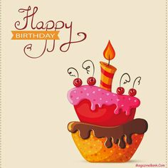 Happy Birthday Wishes Greetings Cards 2015 - Kristine Shoemaker - Happy Birthday To You, Cool Happy Birthday Images, Birthday Wishes And Images, Best Birthday Quotes, Happy Birthday Cakes, Funny Birthday, Birthday Cupcakes, Happy Birthday Dear Friend, Birthday Ideas