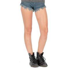 Volcom Chonies Denim Short - Women's