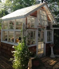 255 desirable small greenhouse images garden storage shed home rh pinterest com