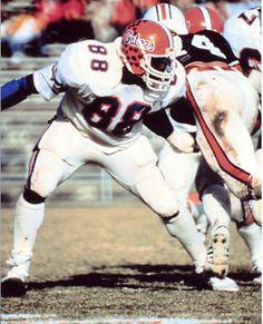 Wilbur Marshall # 88 Florida Gators LB