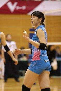 Female Volleyball Players, Women Volleyball, Beach Volleyball, Swimming Sport, Japan Woman, Sport Football, Female Athletes, Sport Girl, Sport Fashion