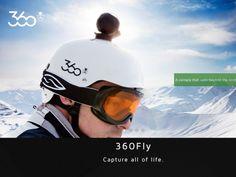 360flyはレンズの真下をのぞいた、水平方向360度、縦方向240度をカバーする。ヘルメットにつけたり、テーブルの真ん中などに設置したりして撮影すると、カメラがとらえた映像を専用アプリで再生させながら、見たい部分の閲覧が可能になる。