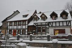 Stolberg, entlang der Haupstraße