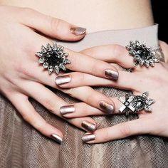 Bronze nails