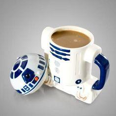 excelente taza para los cafeteros más frikis