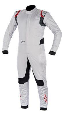 Simpson Racing Super Sport Black Large Suit