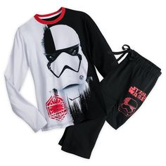 First Order Stormtrooper Pajama Set for Men - Star Wars: The Last Jedi