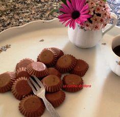 bomboniere di gelato al cioccolato