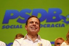 João Doria eleito no primeiro turno para Prefeitura de São Paulo. João Doria (PSDB) foi eleito, em primeiro turno, prefeito de São Paulo... Shiga, Blog, Brazil