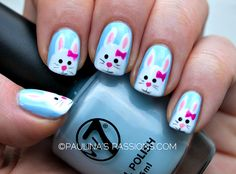 15 Easy Manicure Ideas for Easter |Ashley Brooke Nicholas